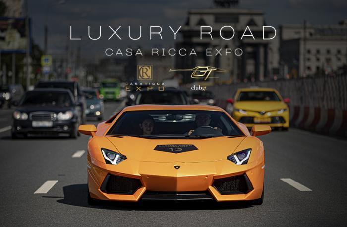 Luxury Road Casa Ricca Expo