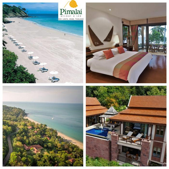 «TRAVELBOX»: На зимовку в Таиланд на курорт Pimalai Resort & Spa